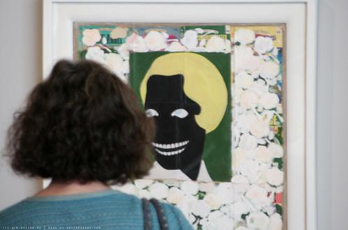 documenta 12 | Kerry james Marshall / Dark Angel | 1989 | Aue-pavillon | by A-C-K