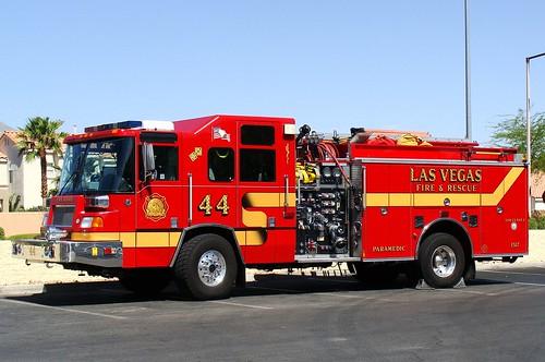 Las Vegas Fire & Rescue - Paramedic 44 | by TDelCoro