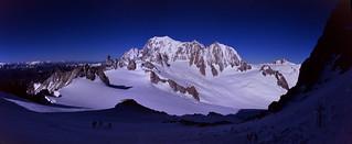 Mt. Blanc massif | by h_saarikoski
