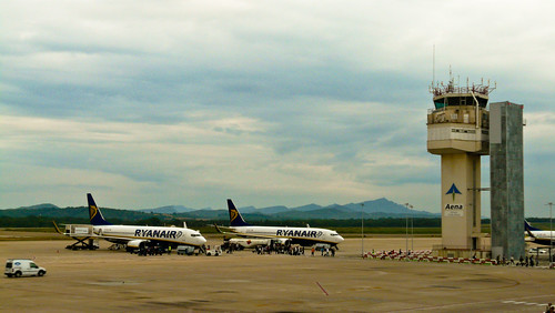 Girona Airport | by nXpected