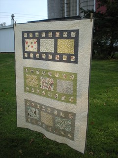 Film Strip Quilt #2 | by Erin @ Why Not Sew? Quilts