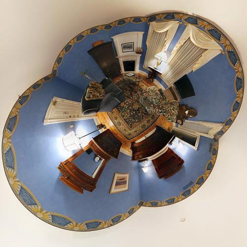 panorama ontario canada hotel room 360 waterloo projection spherical waterloohotel stereograpic