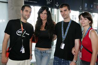 Yola Berrocal en la Campus Party | by Pixel y Dixel