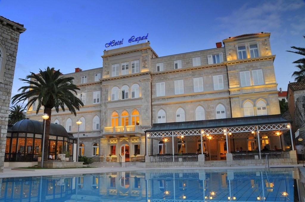 hotel lapad dubrovnik croatia 01 situated on the coastline flickr rh flickr com