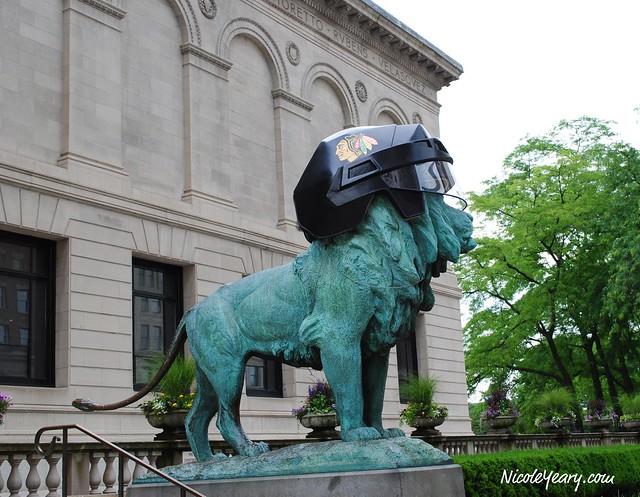 Mighty Lion Hawk I