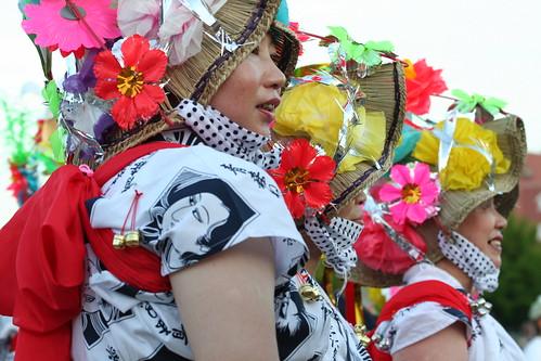 Nebuta Dancers
