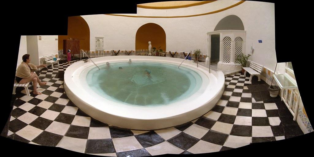 Roman pool in Alange