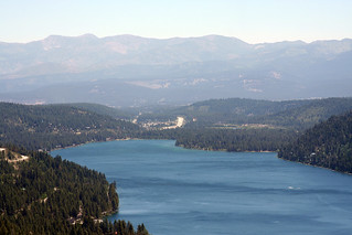 Donner Lake from the Pacific Crest Trail | by SSShupe