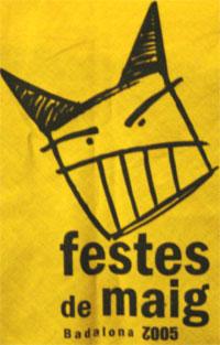 Imatge del mocador de les festes