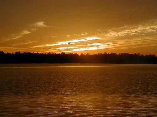 florida sunsets milton