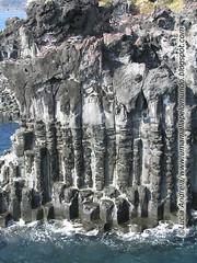 cliff, jeju island