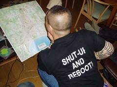 Yoshi Plans our Trip - Yotsukaido, Japan | by gregor_y