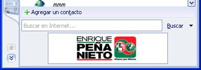 Enrique Peña Messenger