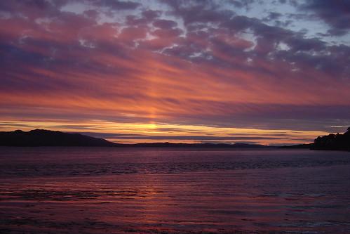 explore holiday landscape loch lochewe londubh poolewe scotland summer sunset top20sunrisesunset westerross cloudy night scenicsnotjustlandscapes inverewegardens