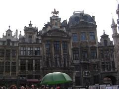 Ochr ddeheuol y Grote Markt, Brwsel