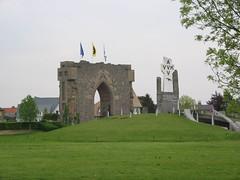 Paxpoort, IJzertoren, Diksmuide