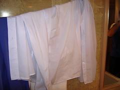Clean White Shirt!