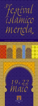 Cartaz Festival Islâmico