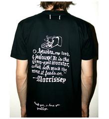 Morrissey shirt