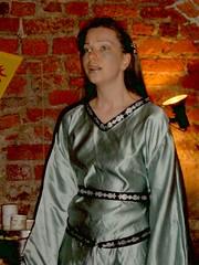 Anniina singing