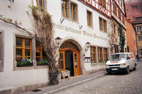 Rothenburg Lunch Restaurant... Click for larger image