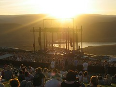 Sunset at The Gorge