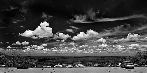 park sky blackandwhite panorama cars clouds 1025fav wow point newjersey high amazing state parking nj dramatic lot panoramic sorryevaluation