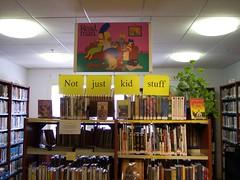 Not just kid stuff