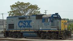 CSX 1524