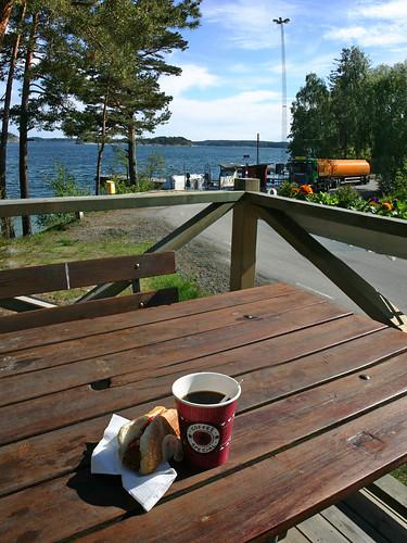 Coffee and Kabanossen