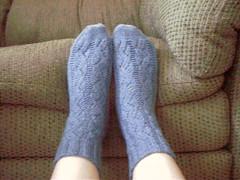 1st Socks!