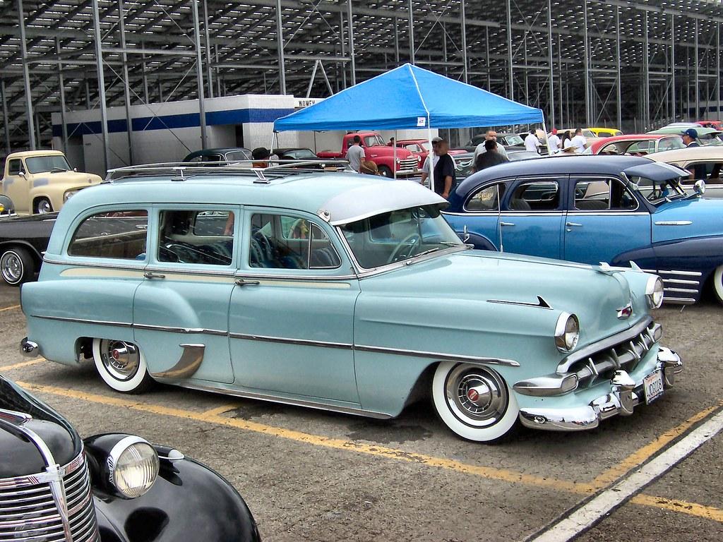 1953 Chevrolet Wagon Lowrider Matthew Brown Flickr