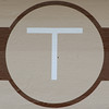 window sign - T