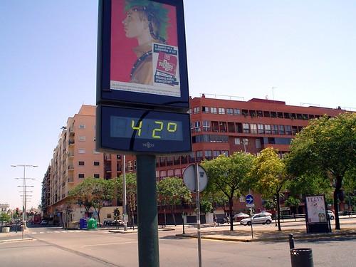 Sevilla arde