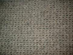 crocheted shetland yarn