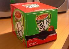 Soup Box Front