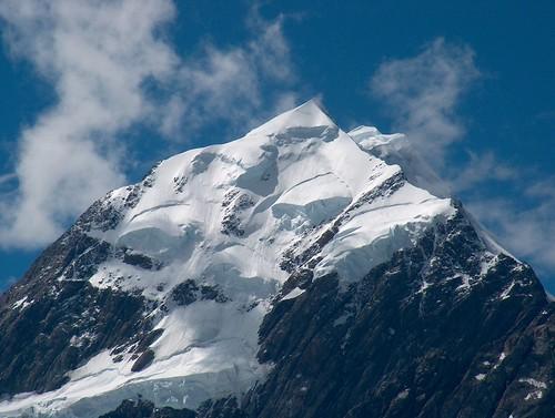 Mt. Cook, New Zealand   by Sami Keinänen