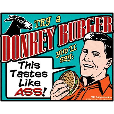 Donkey Burgers
