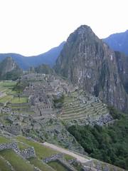 Machu Picchu (pre-sunrise)