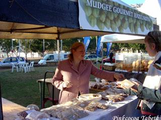 Pyrmont Growers Market - Mudgee Gourmet Hazelnuts
