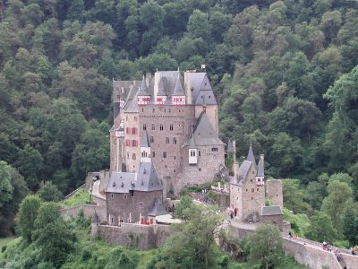 Diashow von Burg Eltz