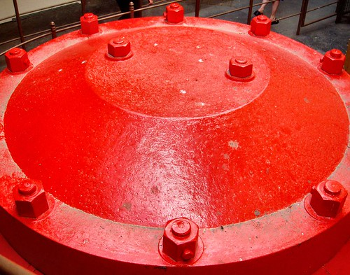Red Pressure Vessel