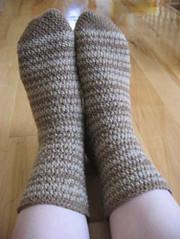 Stripey Sockapalooza Socks