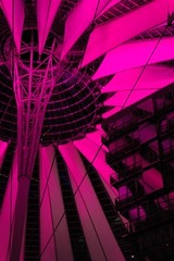 Sony Center - Purple