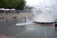 Bumbershoot 2001, Seattle, WA