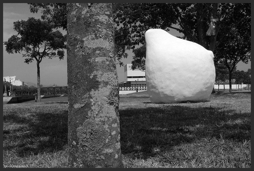 Viana do Castelo - Escultura No Jardim Público