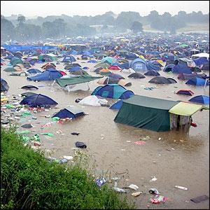 glasto tents