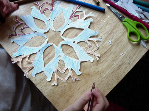 Paper Snowflakes | by wise craft, handmade by Blair Stocker