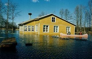 1999 Flood in Riisa, Soomaa national park