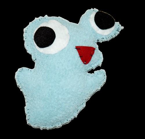 new stuffed guy | by cranky pixels